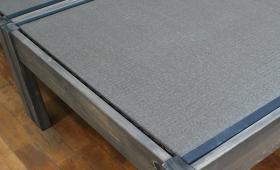黒い畳ベッド  NO1503020