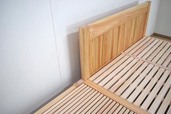 ベッド2台連結